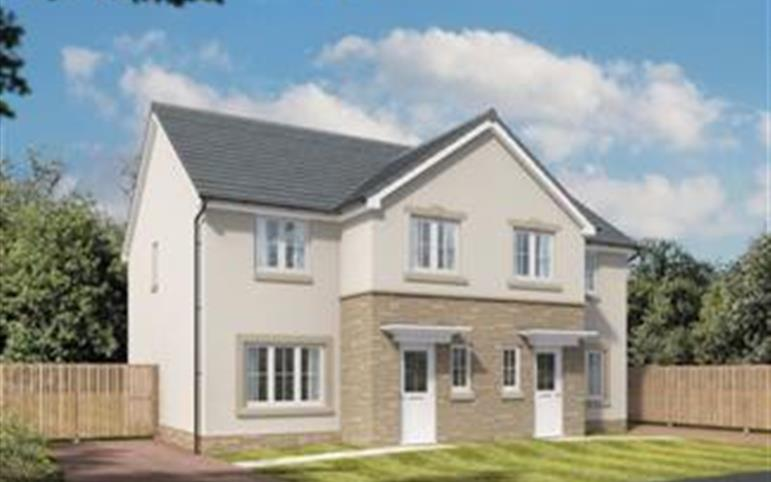 New Build Houses for Sale Edinburgh